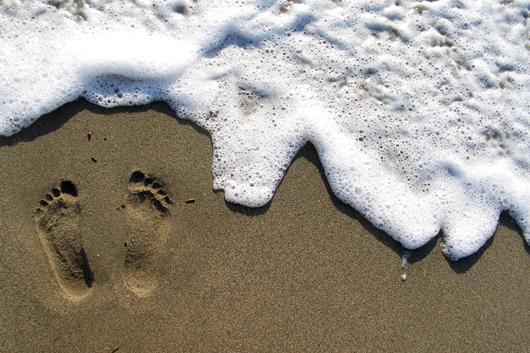 Passo dopo passo. IMG_0291_footprints